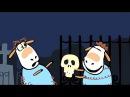 Смешной мультик - Овечки Холли и Долли - Страх Долли (2 сезон | серия 8)