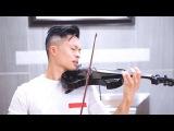 Stay - Zedd ft. Alessia Cara - Violin cover by Daniel Jang