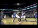 Kwame Brown's Hard Work On Westbrook And Ibaka! 22.12.2010
