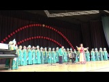 На концерте  сочинского народного хора