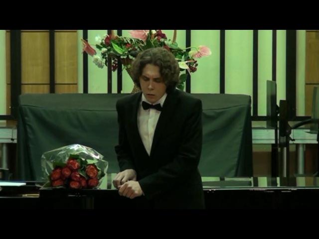 Сцена смерти Родриго из оп. Дон Карлос. Исполняет Алексей ТРОФИМОВ. Партия ф-но ...