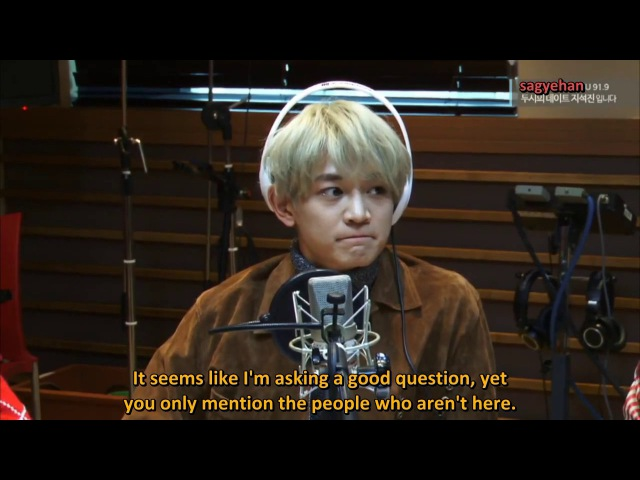 [eng sub] 161013 - If SHINee had younger sisters SHINee members' relationship