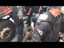 Поліція побила водія сміттєвоза під Верховною Радою