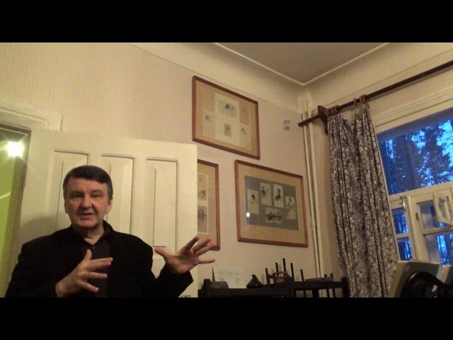 Иван Соколов Хорошо Темперированный Клавир И С Баха как модель вселенной 14 01 2017
