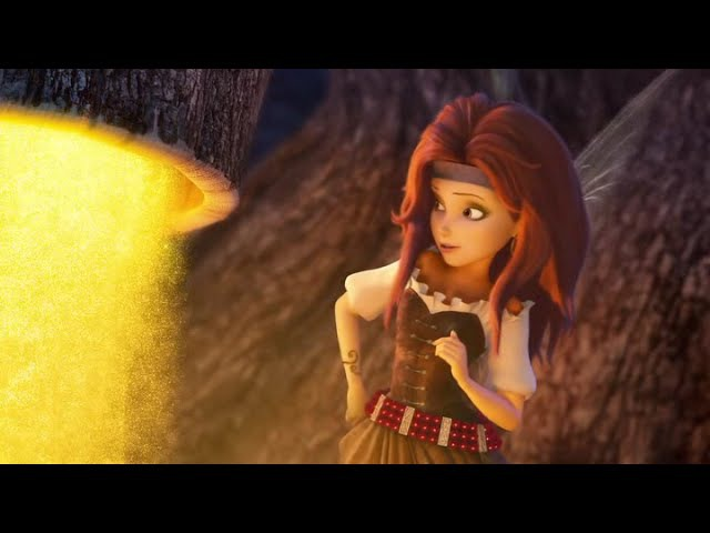 Зарина/Zarina - | The Pirate Fairy/Феи: Загадка пиратского острова |