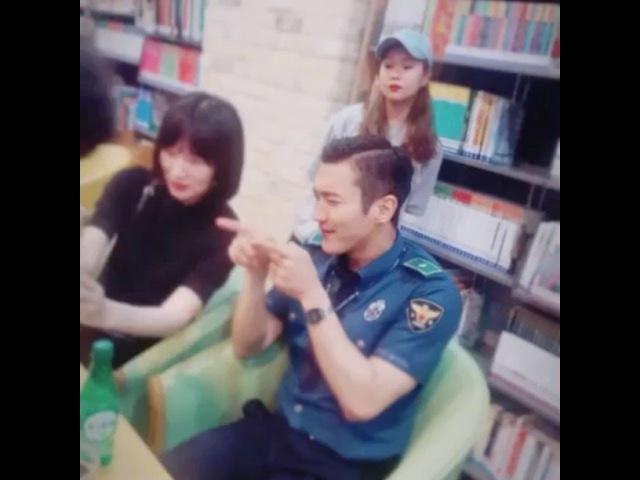 170708 Instagram seoyeonju83 с Siwon'ом