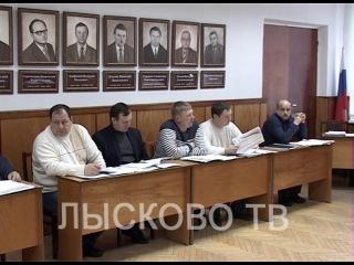 В четверг в малом зале администрации состоялись публичные слушания по проекту бюджета Лысковского муниципального района на 2017 год.