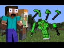 If CREEPER TOOLS were added to Minecraft