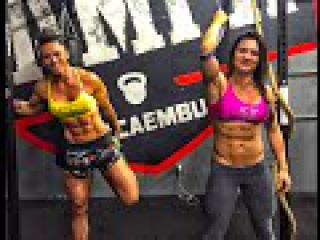 ?? CROSSFIT MOTIVATION WITH BRAZILIAN CROSSFIT MODELS??