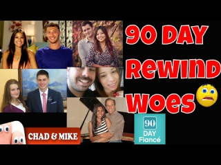 90 Day Fiance Rewind - Relationship Woes
