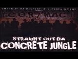 Y.C.O.R Mac 11 - Straight Out Da Concrete Jungle 2016 FULL CD (NORTH CHARLESTON, SC) (DL)