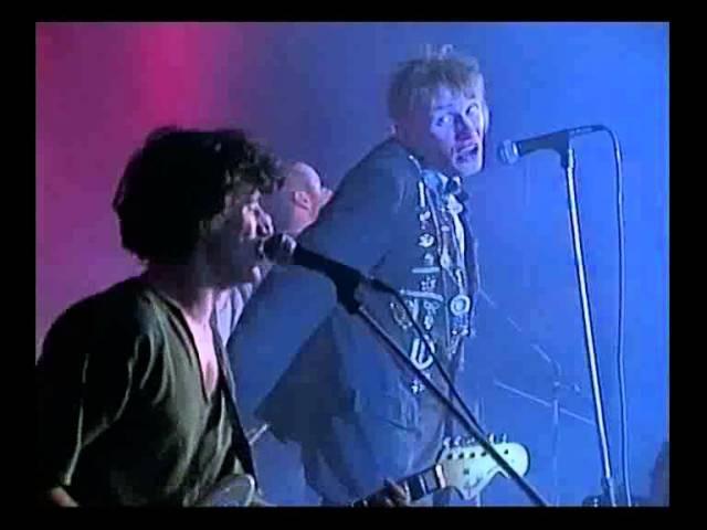 АукцЫон Ленинградский рок фестиваль 12 марта 1991года