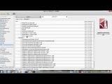 РОСА Линукс_удаление файлов сразу из нескольких папок в Dolphin