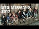 The Ultimate Megamix of BTS (방탄소년단) | 18 songs in 6 minutes (2013 - 2017)