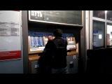 Поиск монет на Ярославском вокзале (юмор)