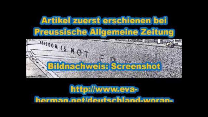 DeutschE-sLanD woran glaub(s)t Du / Ihr? von Eva Herman