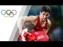 Khinchegashvili wins gold in men's freestyle wrestling 57kg