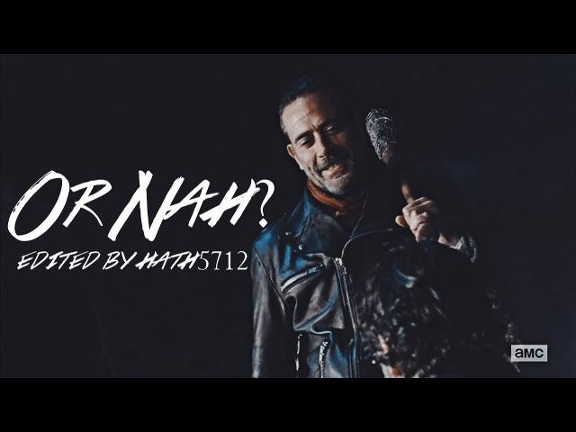 Rick/Negan | Or Nah? [7x04]