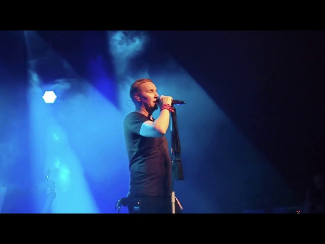 Poets Of The Fall - Sleep, Running Out Of Time @ Milan 11.12.16