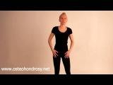 Упражнение для суставов видео   Александра Бонина часть 2