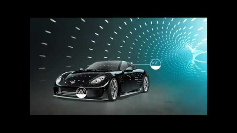 1K-Nano Lack Koch Chemie - долговременная реакционная защита кузова автомобиля