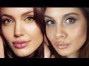 ГОЛЛИВУДСКИЙ МАКИЯЖ Макияж Анджелины Джоли Пошаговое обучение