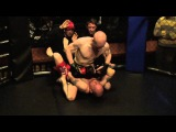 53 Year Old Fighter Mike Persil Vs Mark Tidswell MMA UFCF
