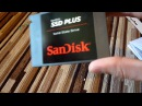 SSD накопитель SANDISK SSD PLUS SDSSDA 240G G26 240Гб 2 5 SATA III