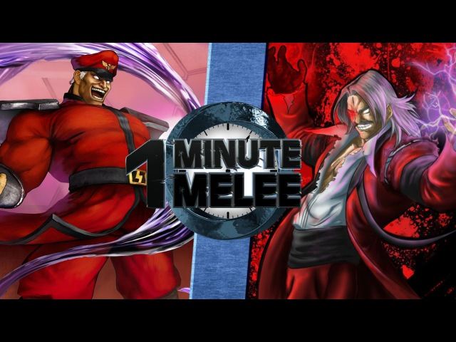 One Minute Melee S4 EP15 - Mbison vs God Rugal (Street Fighter vs SNK)