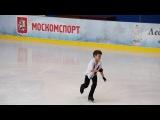 Даниил Самсонов, ПП, Первенство Москвы 2017, старший возраст
