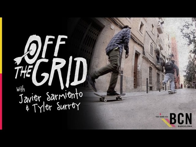 Javier Sarmiento Tyler Surrey - Off The Grid