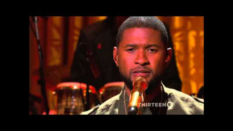 Usher & Trombone Shorty - Save The Children / Mercy Mercy Me (Live 2016)