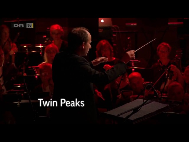 Danish National Symphony Orchestra plays Twin Peaks