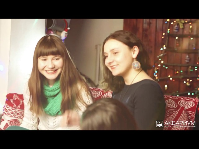Jingle Bell Rock - Л.Арсланова, Э.Халилова, Д.Чежин