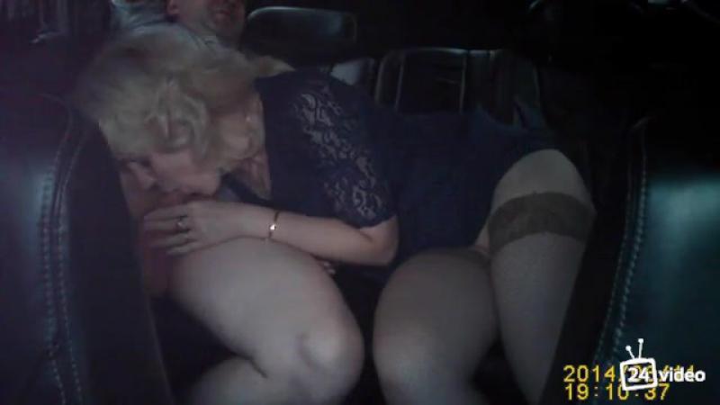 Видеорегистратор зарегистрировал еблю блондинки жены с