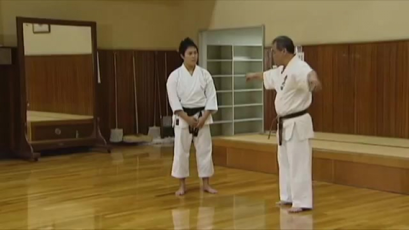 Kururunfa _ Goju-ryu _ Kata no ura bunkai _ Yoshio Kuba