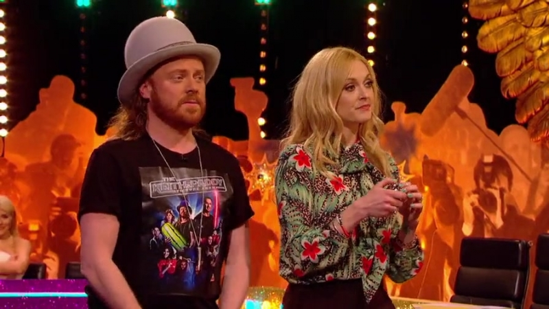 Celebrity Juice 17x07 - Jenny Powell, Kriss Akabusi, Jimmy Carr, Paddy McGuinness, Brad Simpson, Connor Ball