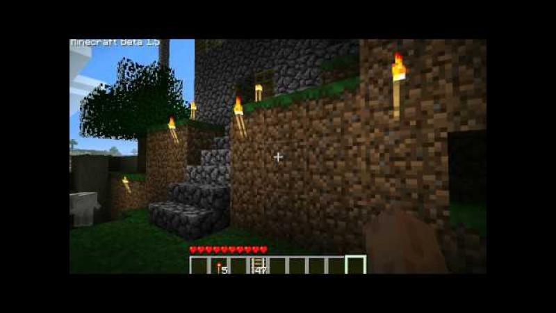 MineCraft - BETA-цикл. 72 серия - Обзор версии 1.5