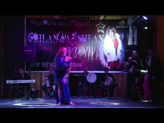 ELENA ISKANDEROVA AHLAN WA SAHLAN 2017 teachers show baladi improvization
