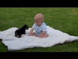 Это видео докажет вам_ дети и собаки созданы друг для друга!