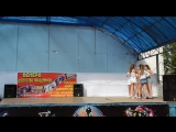 Танцевальная лихорадка 22.07.2017 Батлы между Strike и 101