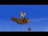 Scrat - Gone Nutty (Ice Age) by DrC