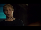 Shadowhunters 2x14 Sneak Peek #2 - Izzy confides in Sebastian