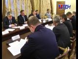 Во вторник с рабочим визитом в Мончегорске побывал Главный федеральный инспектор по Мурманской области Андрей Калинин.