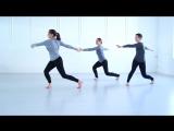 Dancing company. Джаз-модерн