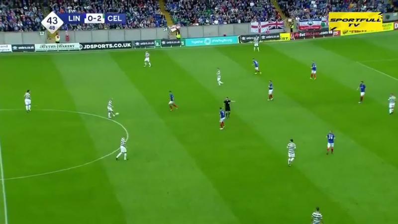 27 CL-2017/2018 Linfield FC - Celtic FC 0:2 (14.07.2017) FULL