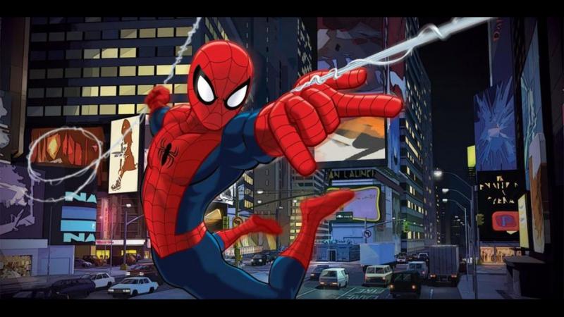 Совершенный Человек-паук. 23 серия. 3 сезон