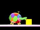 Мультики для самых маленьких Что это, Мойа Развивающий мультик, 20 серия. Игры для малышей кукольный театр