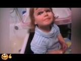 Приколы про детей 2014! Самое смешное видео в мире