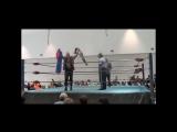 Павел Козлов (Victor Romanoff) на ринге